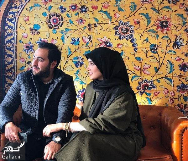 عکسها و بیوگرافی آناشید حسینی, جدید 1400 -گهر