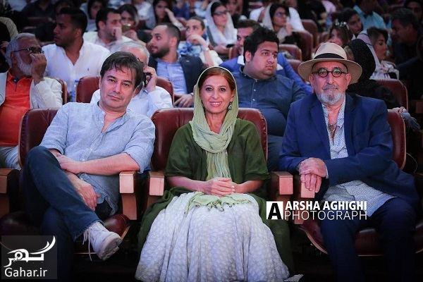 عکس های جدید بازیگران و همسرانشان در اکران فیلم هزارپا, جدید 1400 -گهر