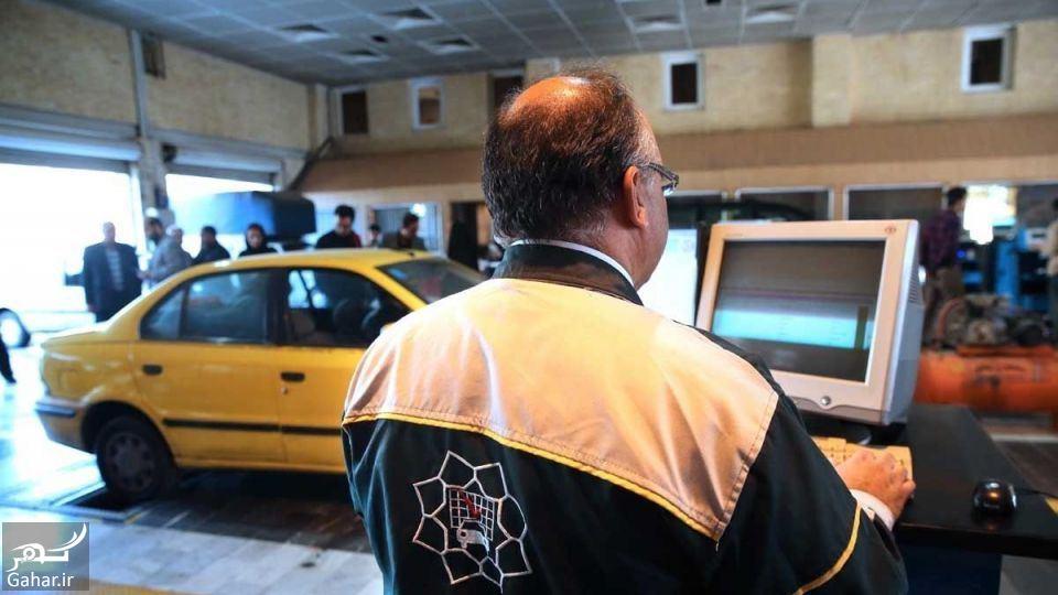آدرس مراکز معاینه فنی خودروهای دوگانه سوز, جدید 1400 -گهر