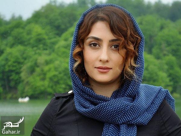 749656 Gahar ir عکسهای الهام طهموری بازیگر نقش مهتاب در سریال پدر