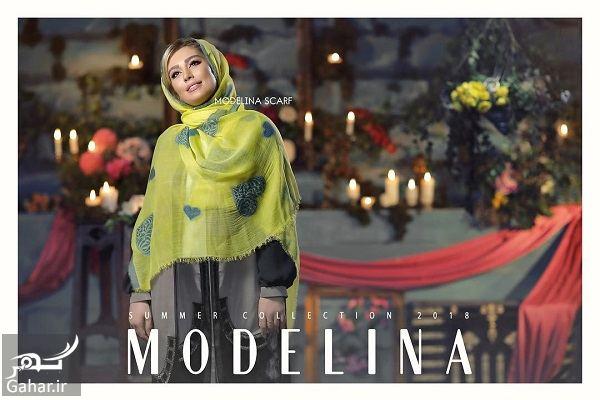 عکسهای مدلینگ سحر قریشی برای برند شال و روسری !, جدید 99 -گهر