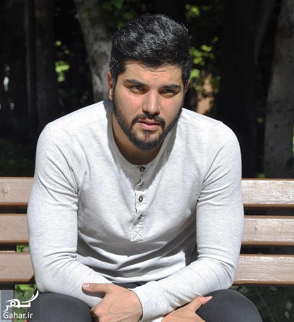سینا مهراد برادر ساعد سهیلی در سریال پدر / عکس, جدید 1400 -گهر