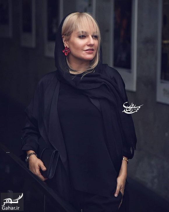 عکسهای جذاب مهناز افشار در اکران فیلم دلم میخواد, جدید 1400 -گهر