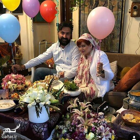 عکسهای سالگرد ازدواج بهاره رهنما و همسر جدیدش, جدید 1400 -گهر
