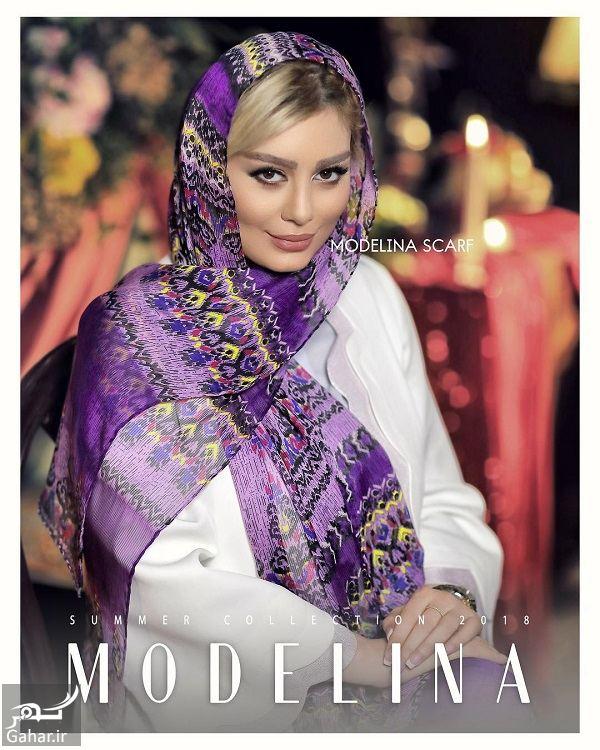 923613 Gahar ir عکسهای مدلینگ سحر قریشی برای برند شال و روسری !