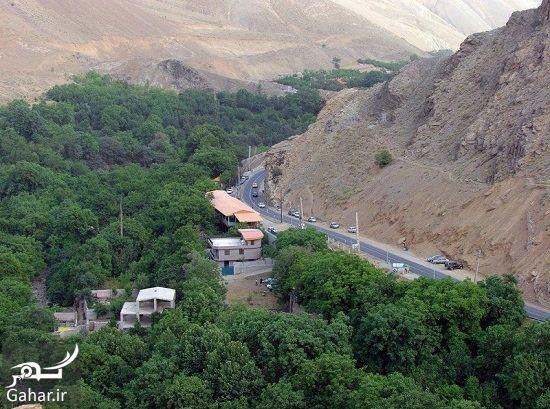 آدرس امامزاده داوود تهران + معرفی مسیر ماشین رو و پیاده, جدید 1400 -گهر