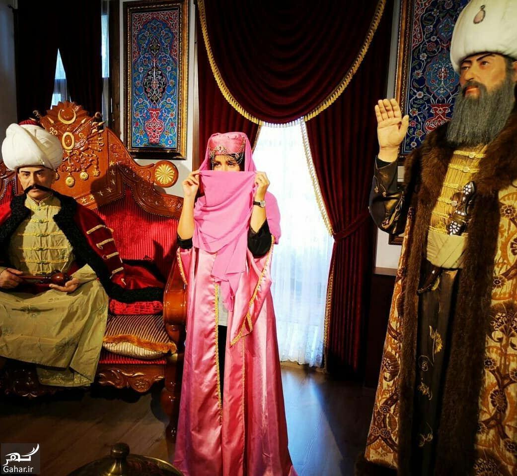 عکسهای تاریخی افسانه پاکرو در ترکیه!, جدید 1400 -گهر