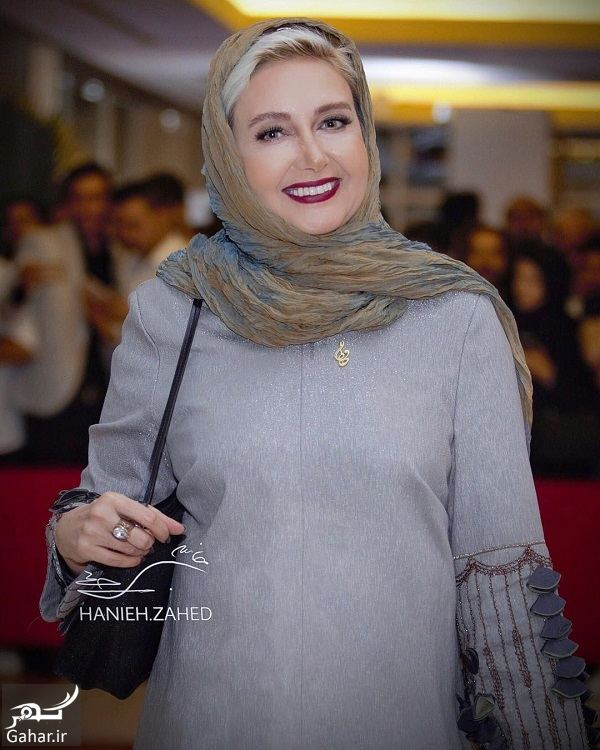 استایل کتایون ریاحی در هجدهمین جشن حافظ / ۲ عکس, جدید 1400 -گهر