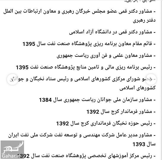 بیوگرافی کامبیز مهدی زاده داماد روحانی رئیس جمهور, جدید 1400 -گهر