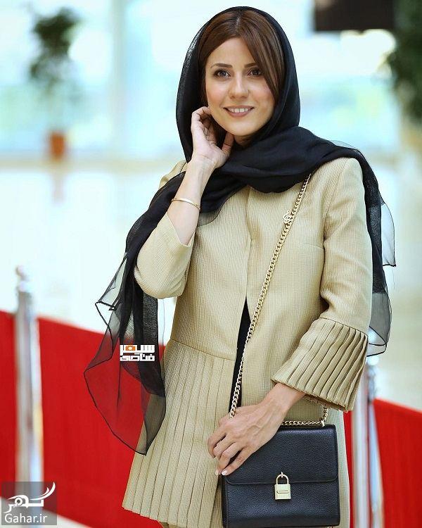 عکسهای جذاب سارا بهرامی در جشن حافظ ۹۷, جدید 99 -گهر