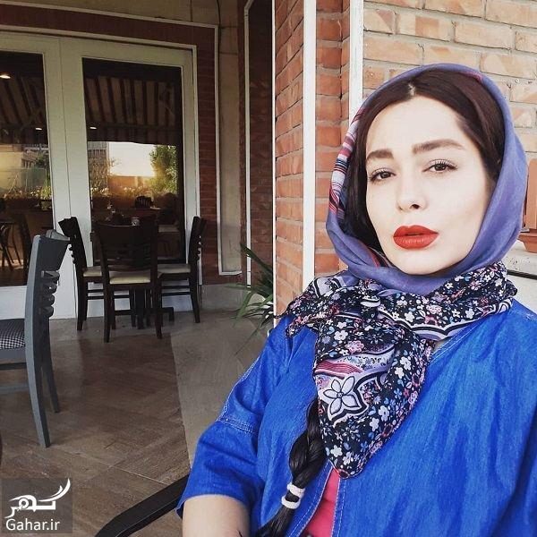 عکسهای سانیا سالاری بازیگر نقش ارغوان در سریال دلدادگان, جدید 99 -گهر