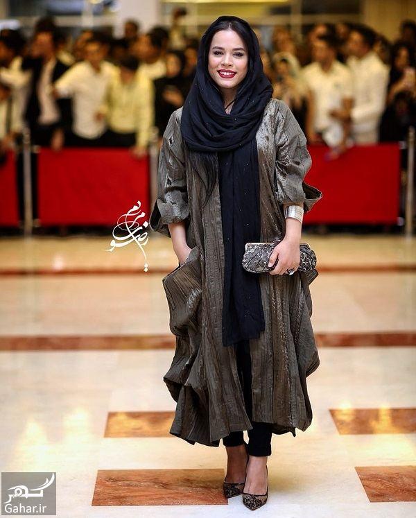 ملیکا شریفی نیا در جشن حافظ ۹۷ / ۲ عکس, جدید 1400 -گهر