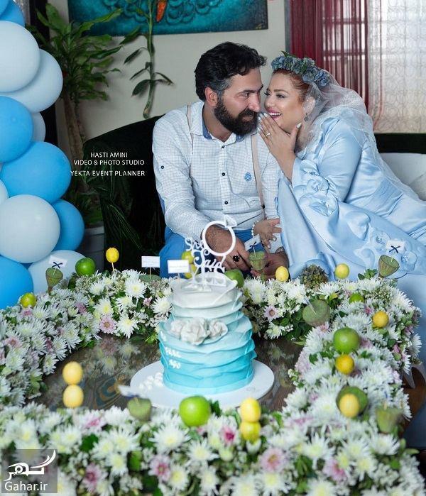 788185 Gahar ir عکسهای اولین سالگرد عروسی بهاره رهنما و همسر دومش / 7 عکس