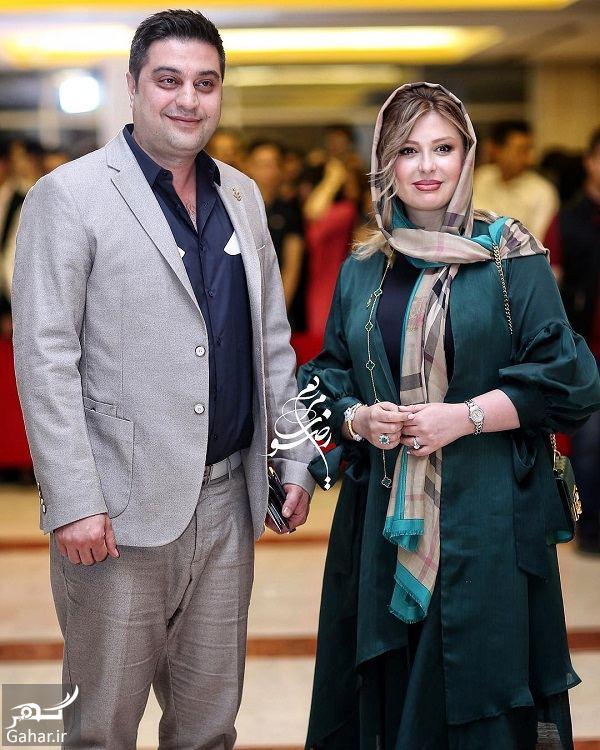 973763 Gahar ir عکسهای نیوشا ضیغمی و همسرش در هجدهمین جشن حافظ