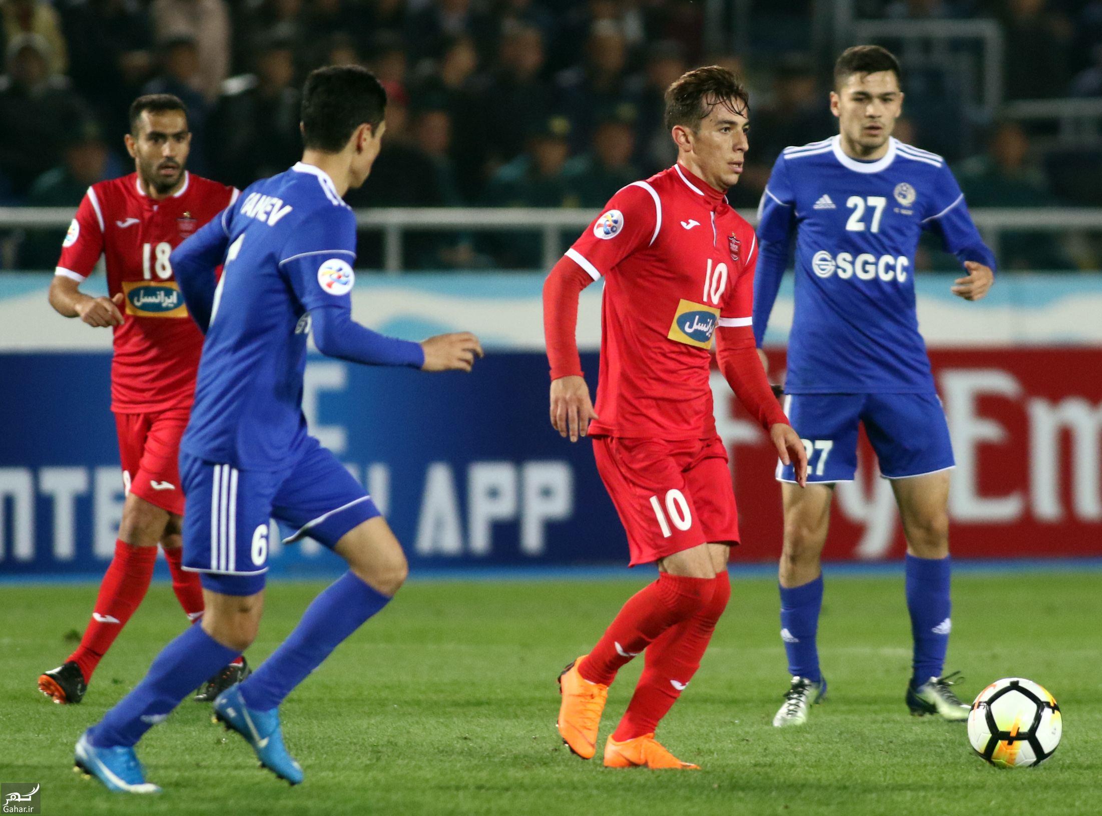 زمان بازی نیمه نهایی لیگ قهرمانان اسیا پرسپولیس السد, جدید 1400 -گهر