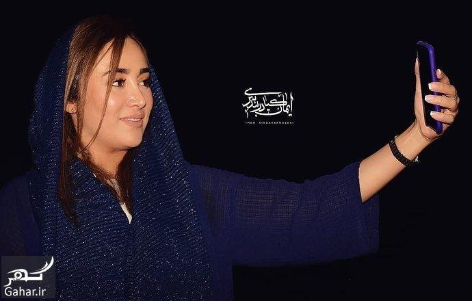 046879 Gahar ir تیپ بهاره افشاری در اکران مردمی سریک / 4 عکس