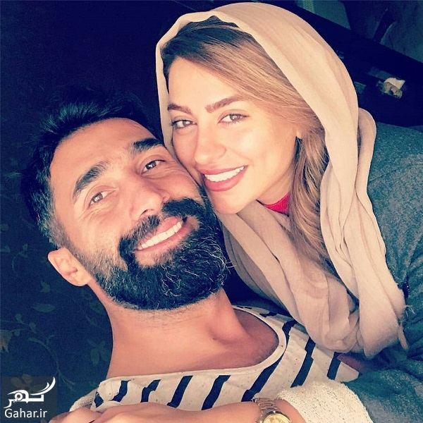100322 Gahar ir اولین عکس عاشقانه سمانه پاکدل و هادی کاظمی بعد ازدواج