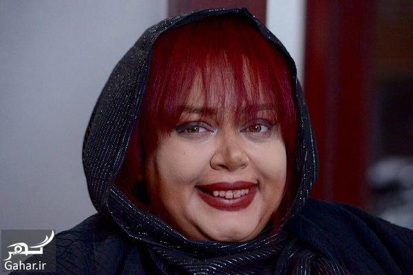 گریم عجیب بهاره رهنما و نیوشا ضیغمی در فیلم هشتگ / ۳ عکس, جدید 99 -گهر