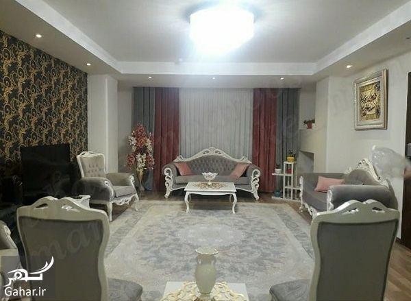 223386 Gahar ir عکسهای منزل نو عروس شیک سری سیزدهم (چیدمان ، مبلمان ، آشپزخانه و … )