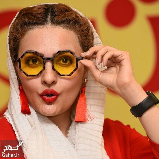 عکسهای سحر خزائیلی با تیپ متفاوت در اکران فیلم کاتیوشا, جدید 1400 -گهر