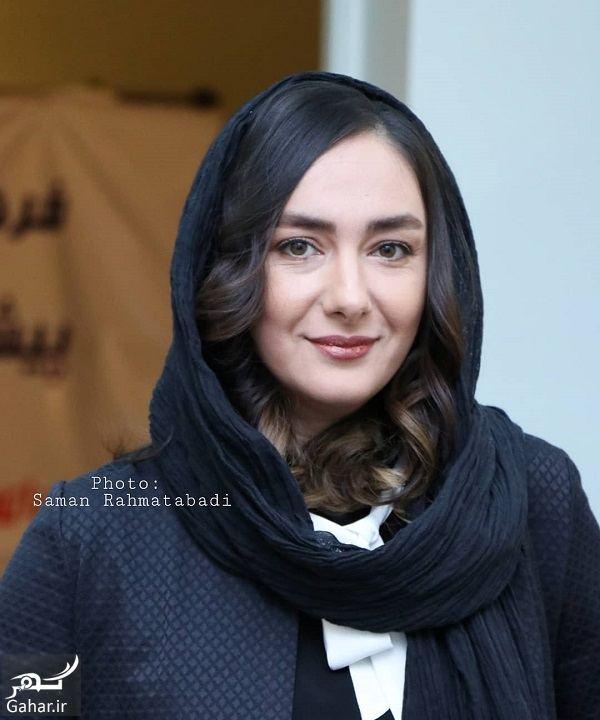 عکسهای جدید هانیه توسلی در جشن خانه سینما, جدید 1400 -گهر