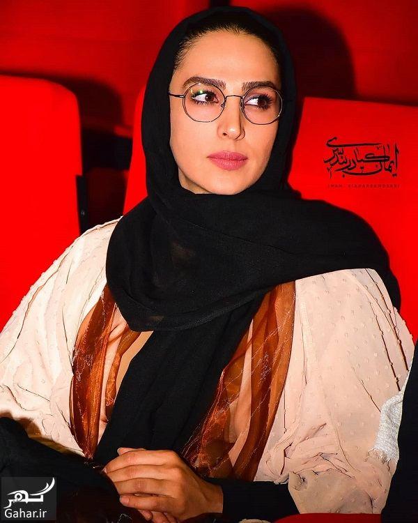 عکس جدید بازیگران در اکران مردمی فیلم شعله ور / ۸ عکس, جدید 1400 -گهر