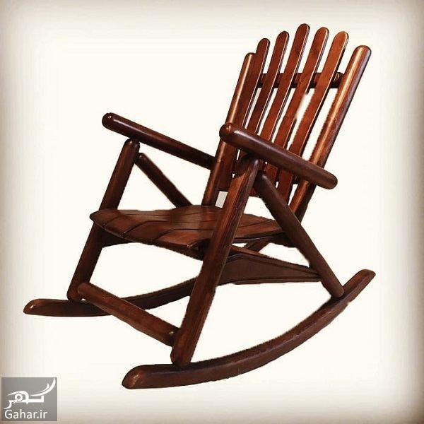 171394 Gahar ir مدلهای جدید صندلی راک (صندلی گهواره ای آرام بخش)
