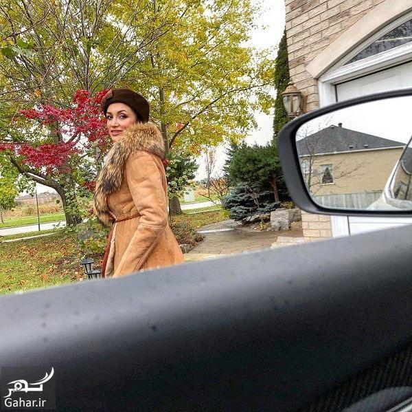 عکسهای جدید و زیبای روناک یونسی و همسرش در کانادا, جدید 99 -گهر