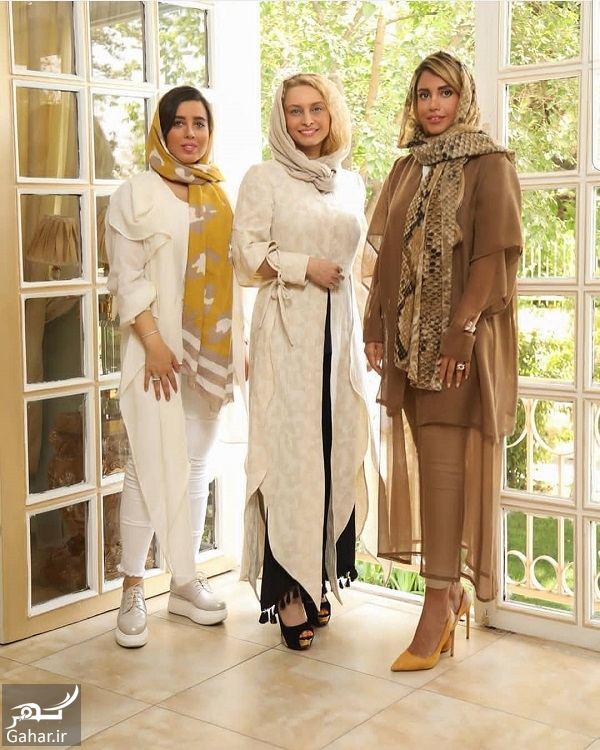 696344 Gahar ir عکس متفاوت مریم کاویانی در مزون لباس