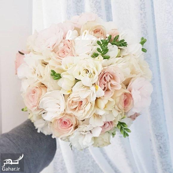 769920 Gahar ir مدل دسته گل عروس فوق العاده شیک و رویایی / 14 مدل
