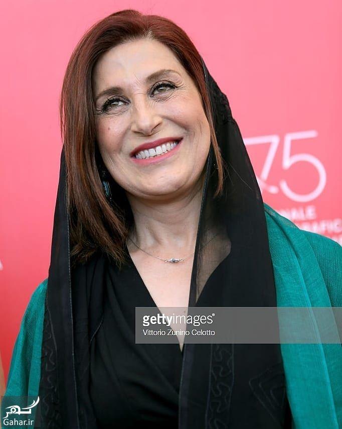 778230 Gahar ir پوشش نامتعارف فاطمه معتمدآریا در جشنواره فیلم ونیز / 5 عکس