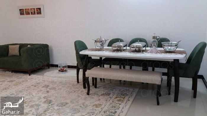 843960 Gahar ir عکسهای خانه نوعروس شیک سری چهاردهم (چیدمان ، مبلمان ، آشپزخانه و … )