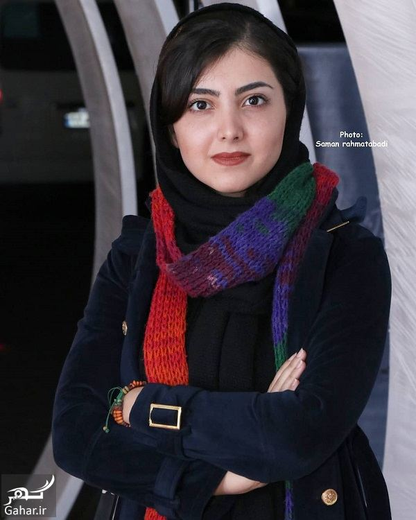 عکس های زیبا کرمعلی در سی و پنجمین جشنواره فیلم کوتاه, جدید 1400 -گهر