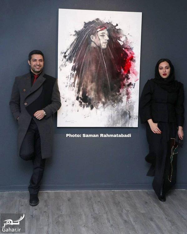 استایل لاکچری آناهیتا درگاهی و همسرش اشکان خطیبی / ۵ عکس, جدید 1400 -گهر