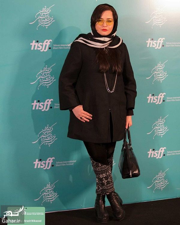 استایل مهراوه شریفی نیا در جشنواره فیلم کوتاه ۳۵ / تصاویر, جدید 1400 -گهر