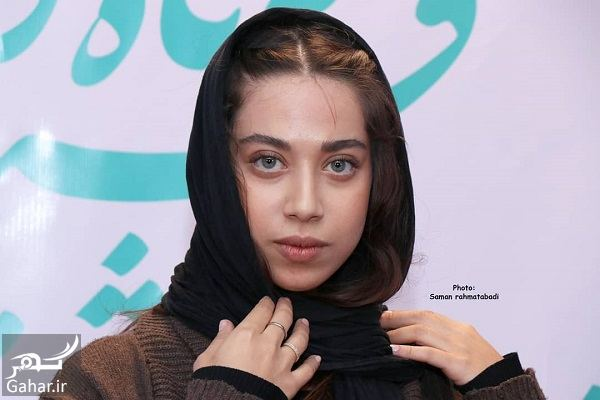 392197 Gahar ir ژست های متفاوت سعیده رودبارکی در جشنواره فیلم کوتاه / 5 عکس