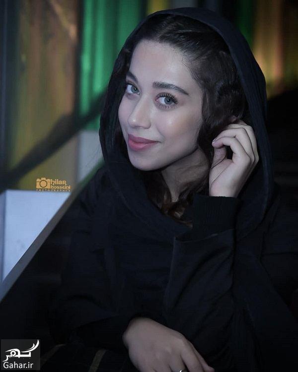 394470 Gahar ir ژست های متفاوت سعیده رودبارکی در جشنواره فیلم کوتاه / 5 عکس