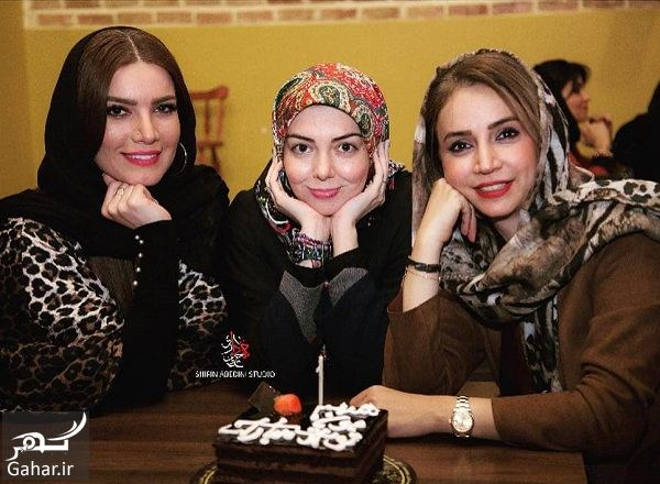 750873 Gahar ir عکسهای جشن تولد شبنم قلی خانی با حضور هنرمندان