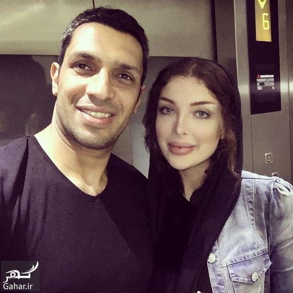 897177 Gahar ir عکسهای جدید سپهر حیدری و همسرش بدون آرایش غلیظ