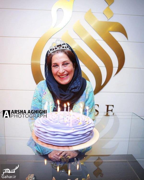 994977 Gahar ir جشن تولد فاطمه معتمدآریا در یک گالری جواهرات / 3 عکس
