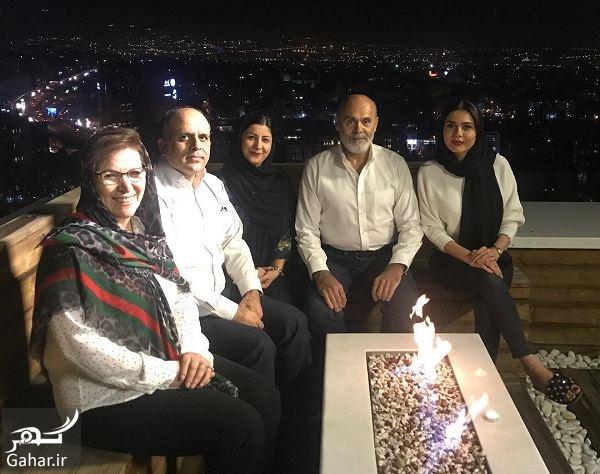 055696 Gahar ir عکسهای مهمانی آزاده زارعی و جمشید هاشم پور