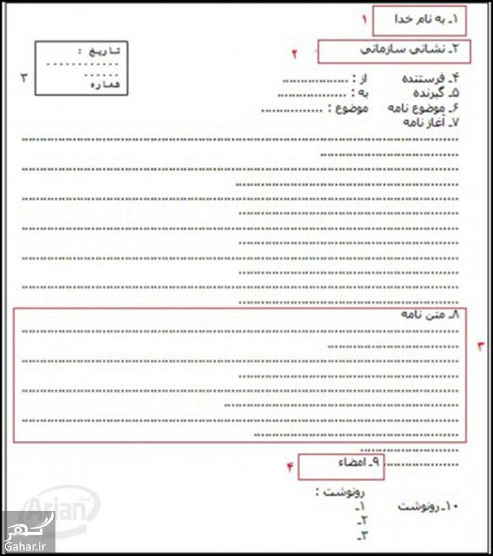 661095 Gahar ir متن دعوتنامه رسمی ، اداری و دوستانه