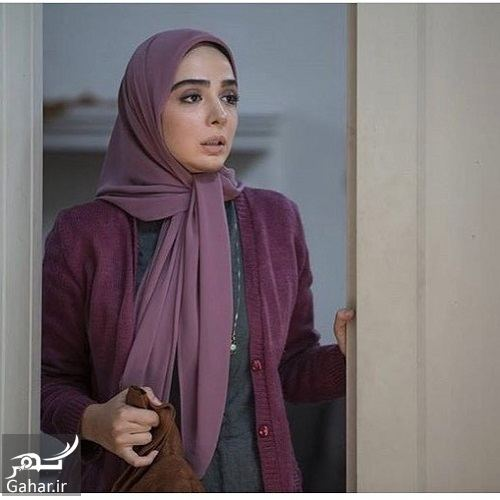 885647 Gahar ir عکسها و بیوگرافی المیرا دهقانی بازیگر نقش یاسمن لحظه گرگ و میش