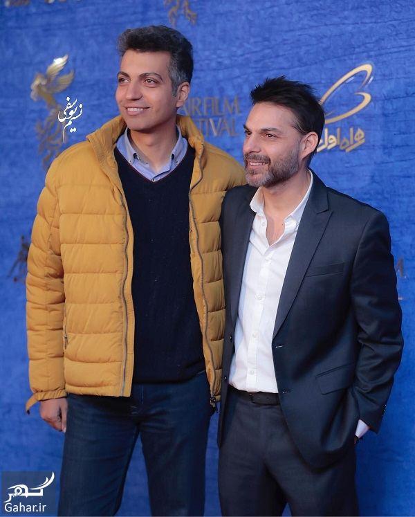 083720 Gahar ir عکسهای بازیگران در روز هشتم جشنواره فیلم فجر 97 (17 بهمن)