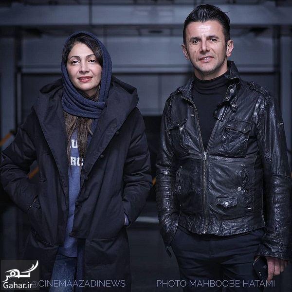 عکسهای بازیگران در روز چهارم جشنواره فیلم فجر ۹۷, جدید 1400 -گهر