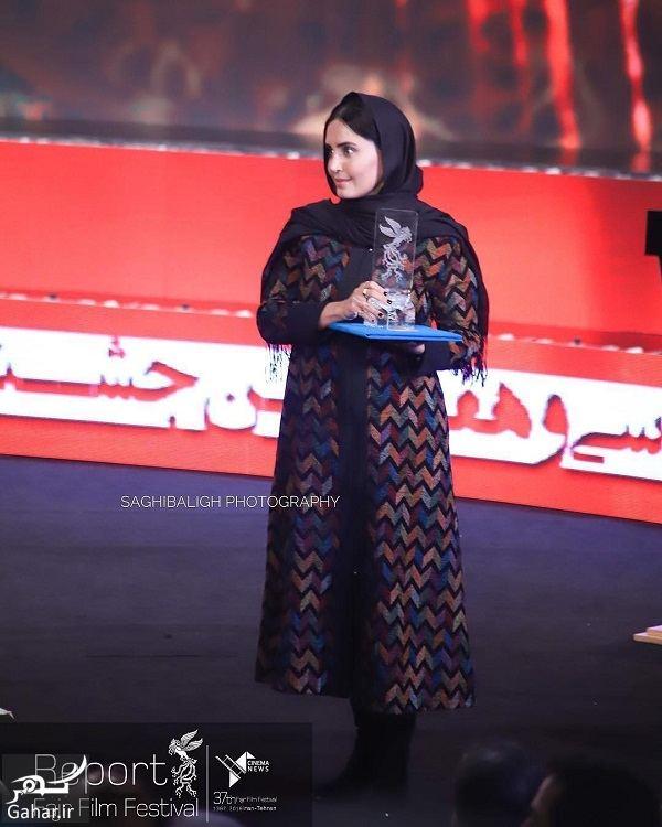 299538 Gahar ir عکسهای بازیگران در اختتامیه جشنواره فیلم فجر 97