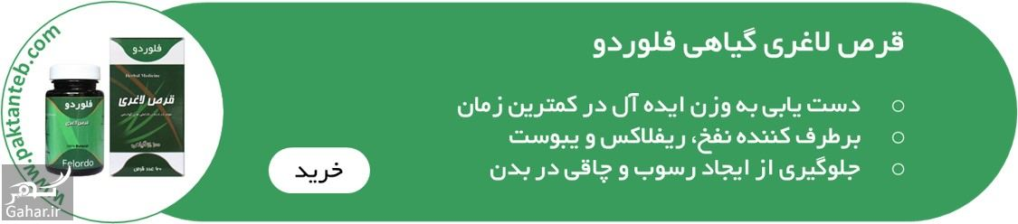 بهترین قرص لاغری گیاهی ایرانی, جدید 1400 -گهر