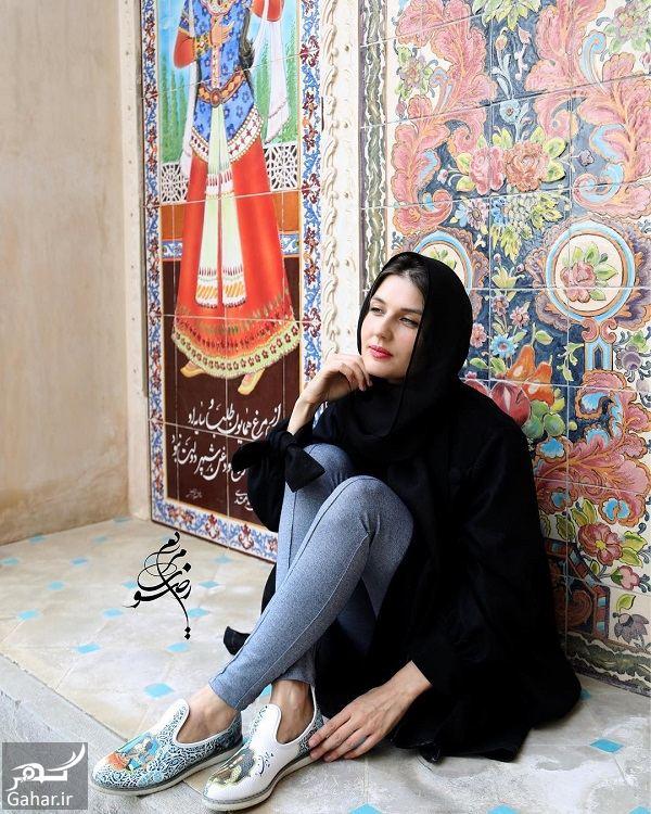 421418 Gahar ir عکسهای متفاوت گلوریا هاردی در اصفهان