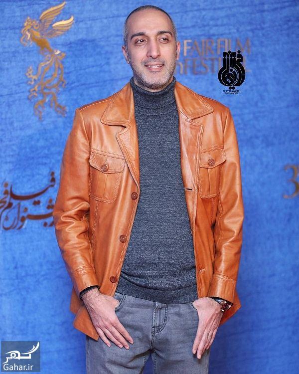 422808 Gahar ir عکسهای بازیگران در روز نهم جشنواره فیلم فجر 97