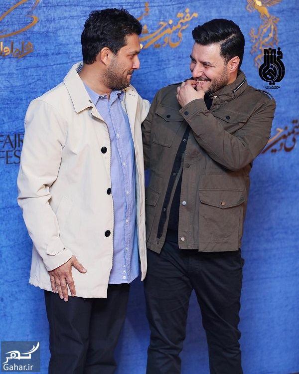 424691 Gahar ir عکسهای بازیگران در روز نهم جشنواره فیلم فجر 97